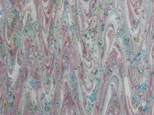 Marbled paper #6109