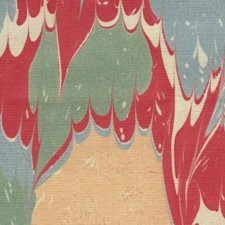 Marbled paper #5459