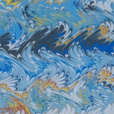 Marbled paper #5765