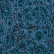 Marbled paper #5783