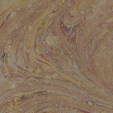 Marbled paper #5962