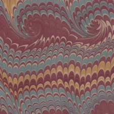 Marbled paper #6261