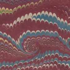 Marbled paper #6262